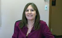 Julie Zorich, Office Manager :